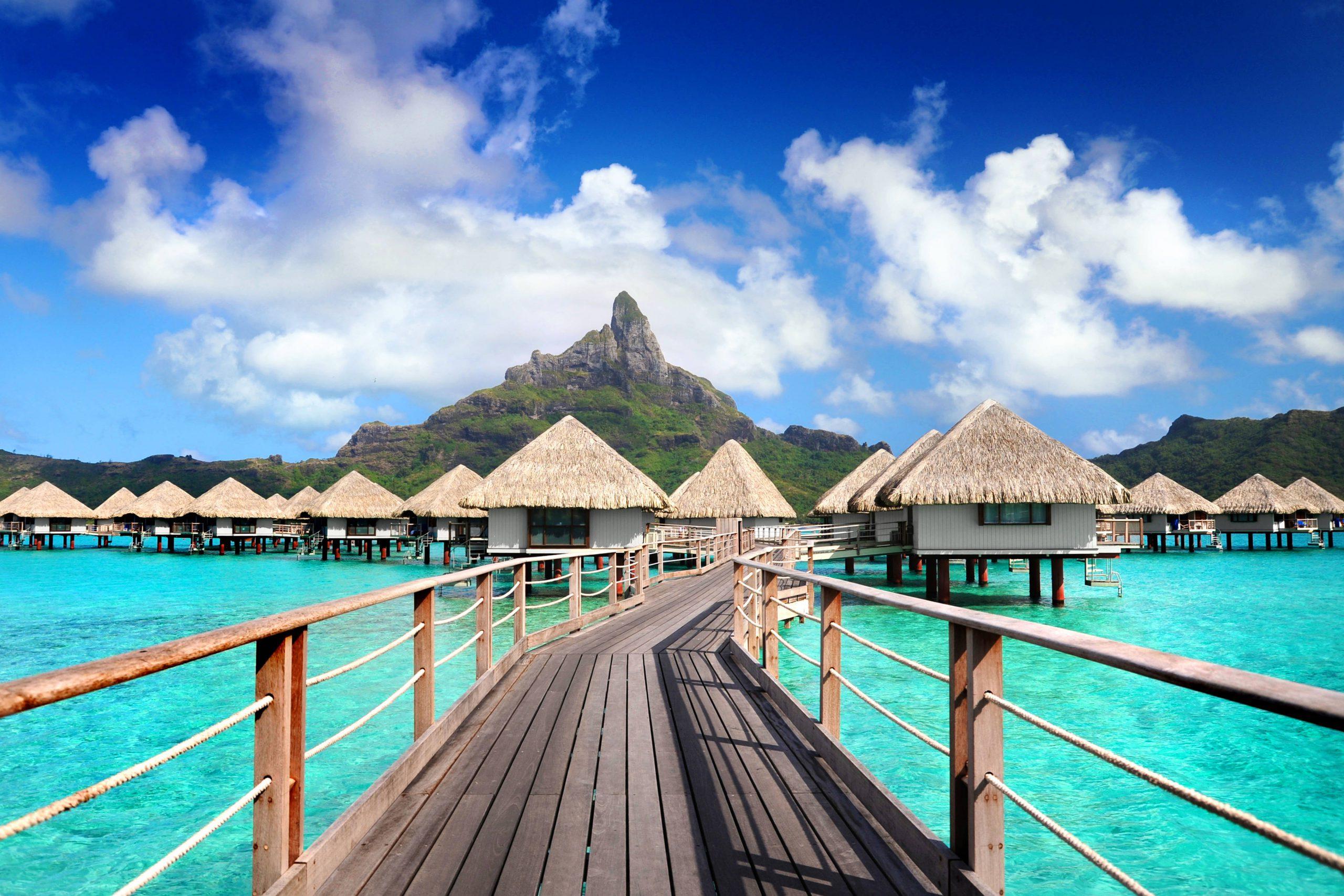 Hotel Le Meridien Bora Bora. Exklusiva resor till Franska Polynesien och Bora Bora.Hotel Le Meridien Bora Bora. Exklusiva resor till Franska Polynesien och Bora Bora.