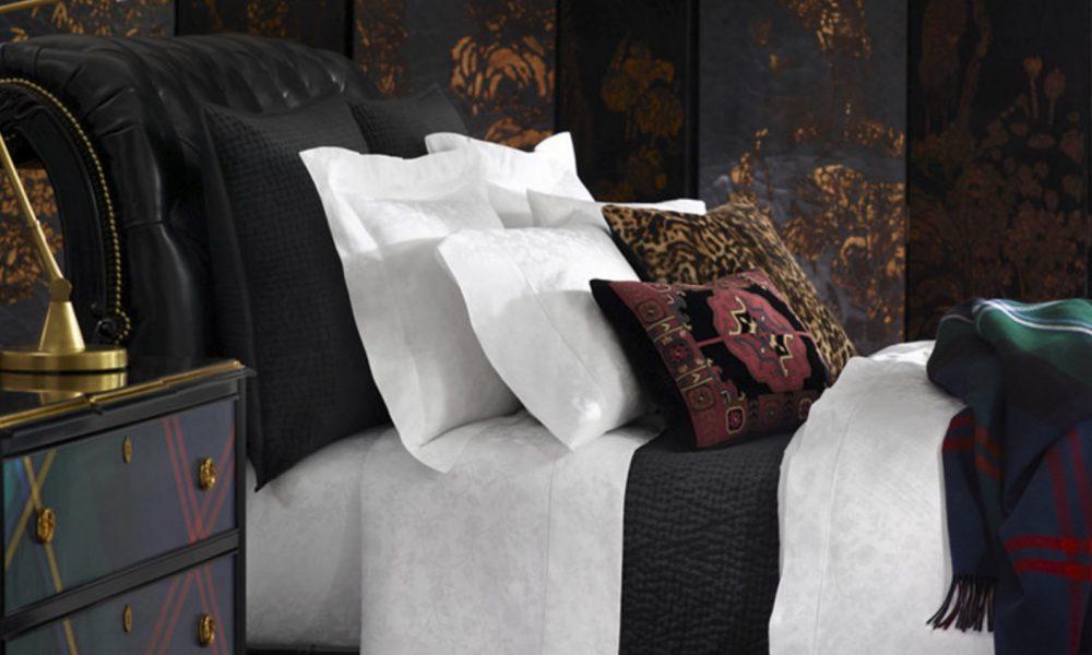 The International från Ralph Lauren Home. Exklusiva sängkläder och sänglinnen.