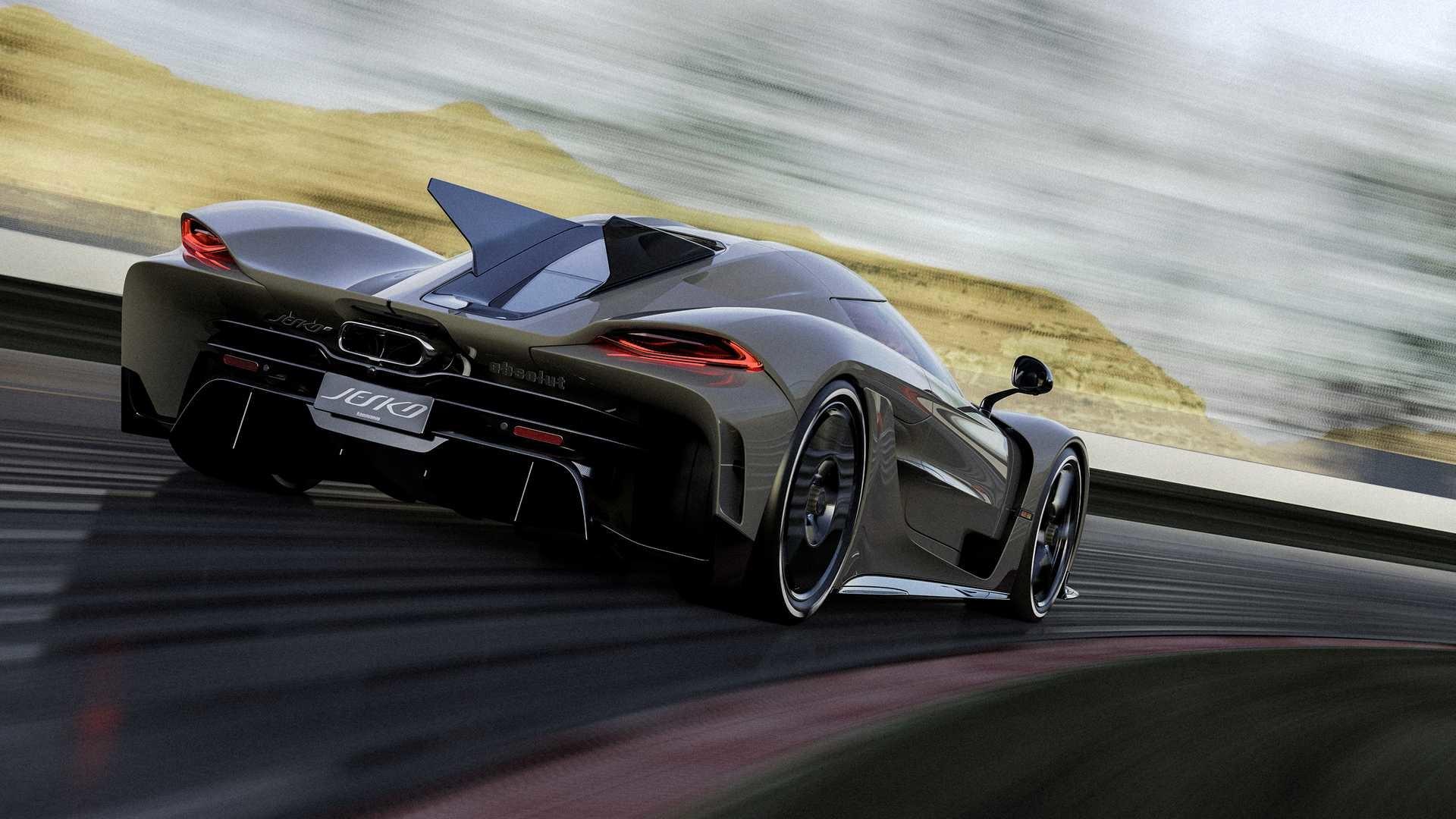 Koenigsegg Jesko Absolut. Världens snabbaste bil. Här hittar du exklusiva bilar och supersportbilar.