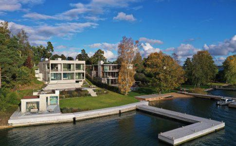 Exklusiv villa i Näsby Park - Skeppsholmen Sotheby's International Realty. Ett drömboende i Stockholm. Guide med exklusiva fastighetsmäklare.