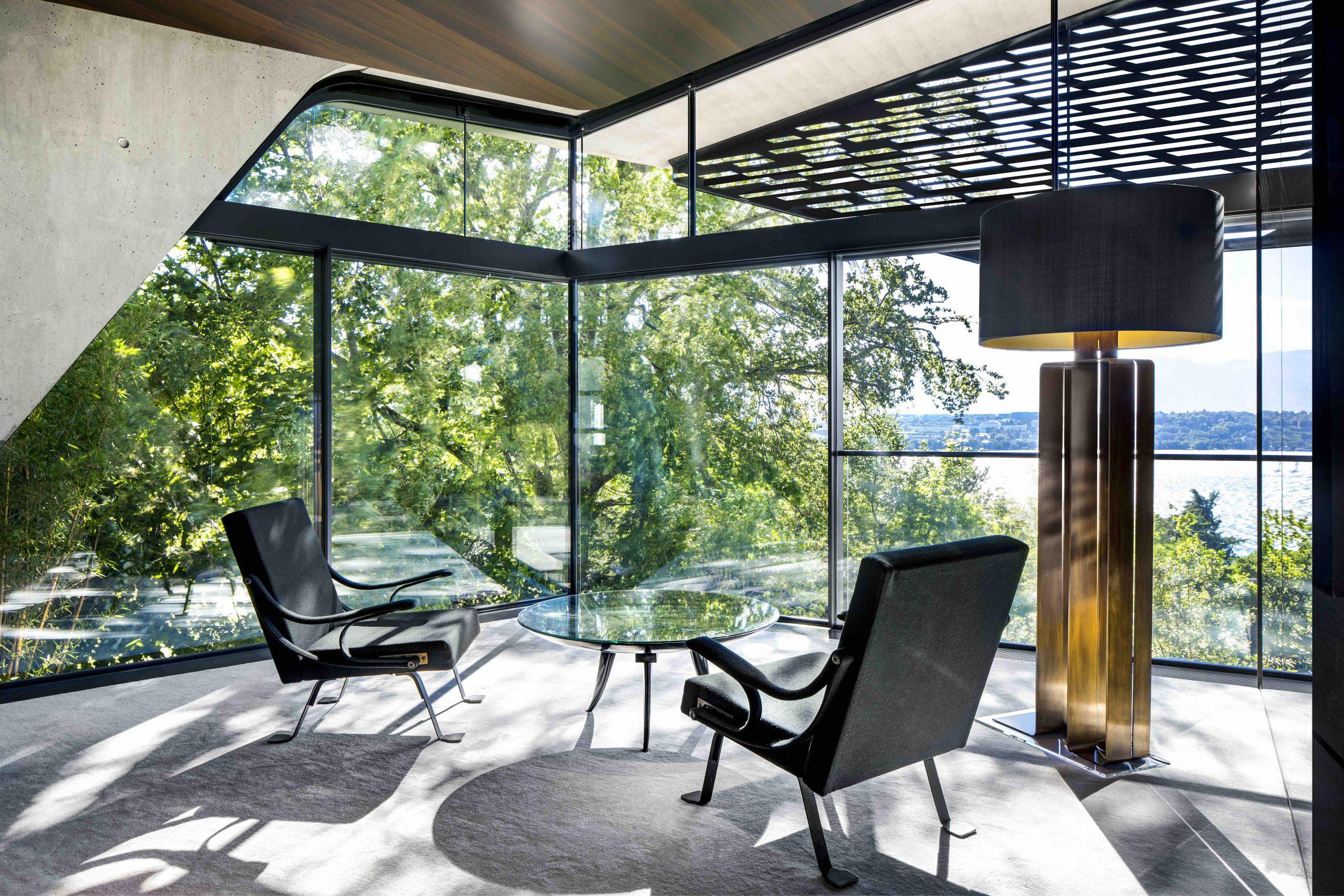 Exklusiv arkitektur från världens bästa arkitekter. Exklusiv inredning och design i exklusiva hem.