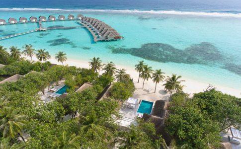 Kanuhura i öriket Maldiverna. Exklusiva hotell och resorts. Stor guide med lyxhotell.