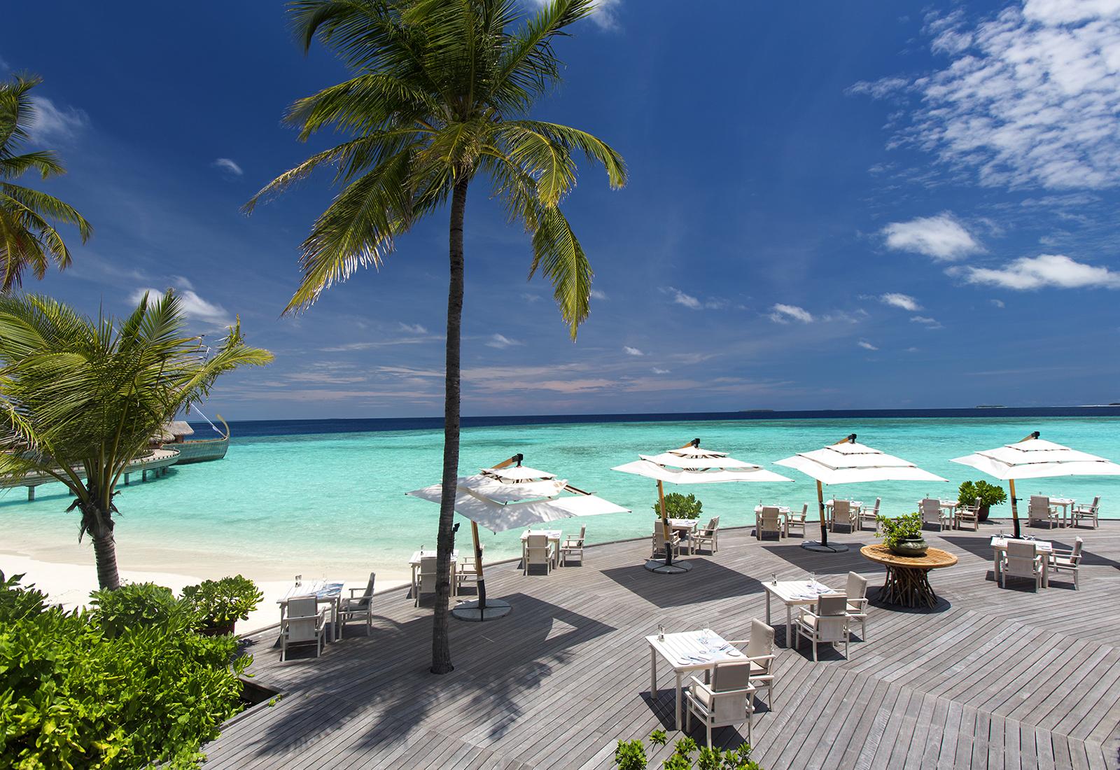 Exklusiva resor och lyxiga hotell i Maldiverna. I vår guide hittar du de bästa hotellen.