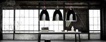 Snygga lampor och pendlar för ditt exklusiva vardagsrum