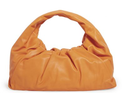 The Shoulder Pouch by Bottega Veneta