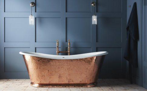 Exklusiva badkar, i gammal stil, från Drummonds. Perfekt för dig som vill ha ett lite mer lyxigt badrum.