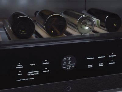 Tjänsten är en sorts digital version av den exklusiva vinkylen LG SIGNATURE Wine Cellar, en av produkterna från premiumserien LG SIGNATURE. Precis som en riktig vinkyl är LG Digital Wine Cellar fylld med goda och lyxiga viner – och det smarta är att du kan få hem dem med ett enkelt klick.