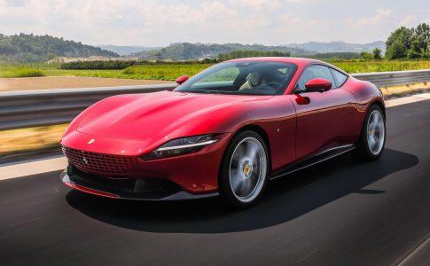 Ferrari Roma - titta i vår guide när du söker exklusiva bilar och sportbilar