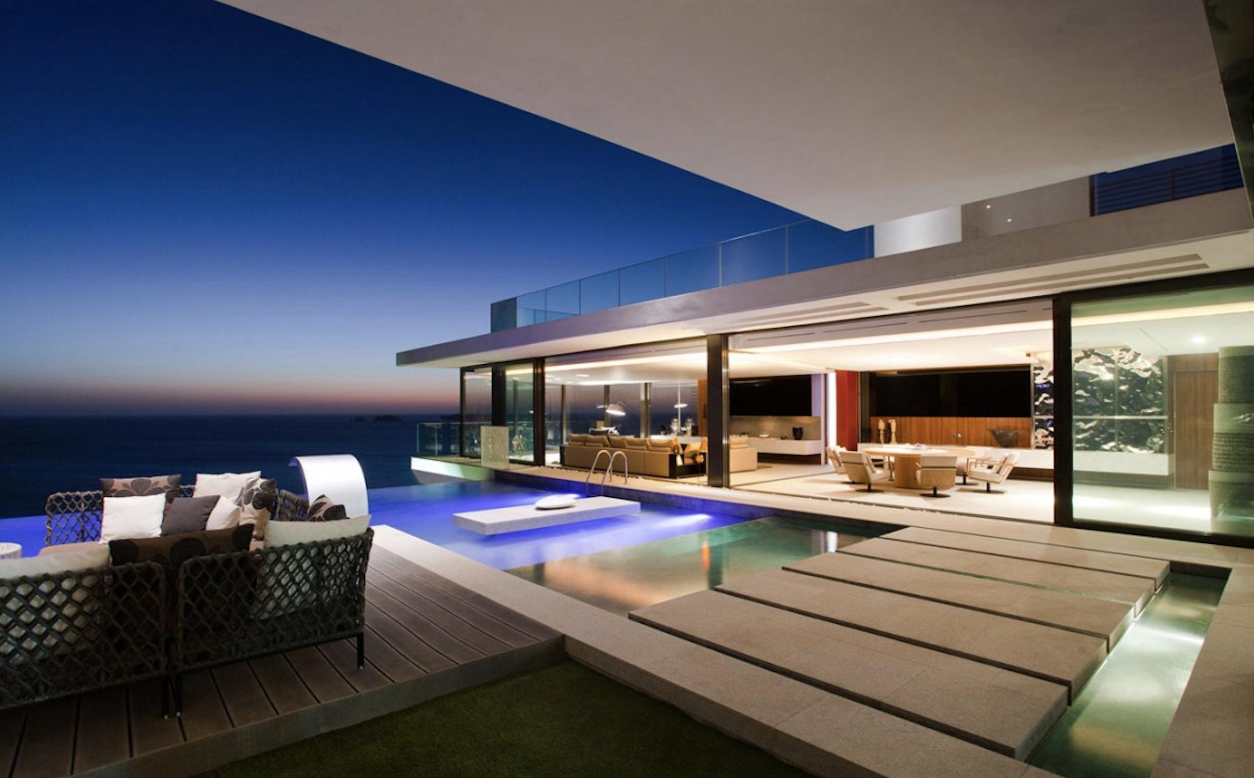 Cliff House av SAOTA. Världens bästa arkitekter på en och samma plats.