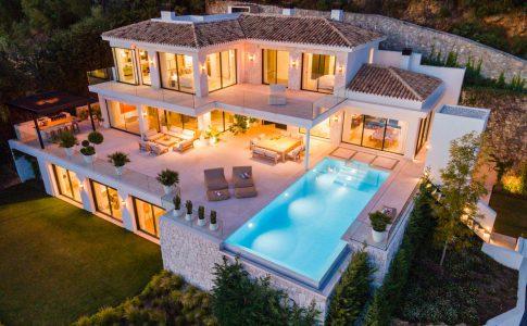 När du letar drömboende i Spanien och Malaga. Exklusiva villor till salu i Spanien.