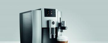 Kaffemaskiner för kaffeälskare. De bästa och mest exklusiva kaffemaskinerna kommer från JURA.