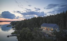 Villa Frösö från Trivselhus. Exklusiva hus och fritidshus när du ska bygga nytt.